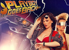 Playboy Goes Back: Tribute to Back to the Future