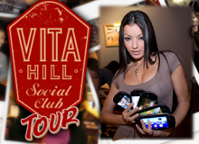 Sony Playstation – Vita Hill Social Club Tour